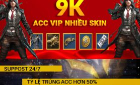 Acc Pubg Mobile 9K – Loại Android