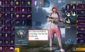 Acc Pubg Mobile #8 – Loai Login Facebook