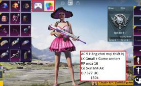 Acc Pubg Mobile #15 – Android +  Game center